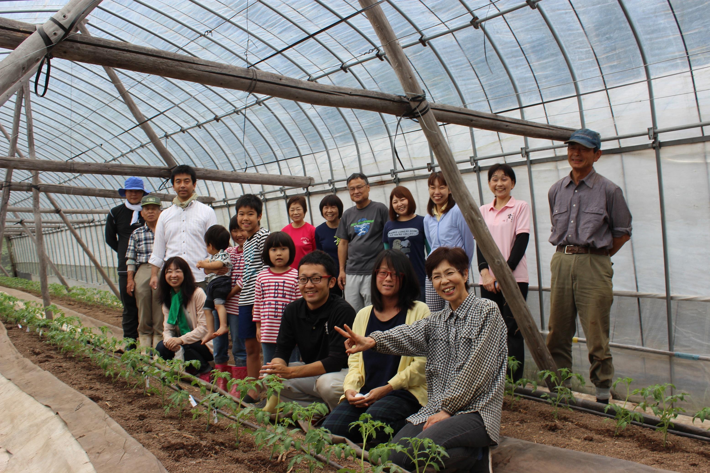 IMG_6587 トマト定植体験