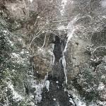 樽の滝(厳寒)
