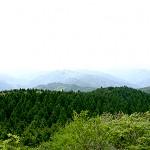 雨包山からの眺望