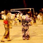 遊子川地区盆踊り大会(2)