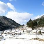 雪景色(泉田)