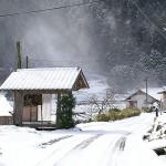 雪景色(泉田茶堂)